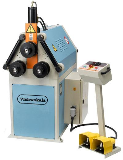 Section Bending Machine SBH Series Hydraulic