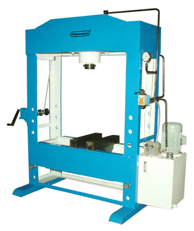 H-Type-Hydraulic-Press-Regu