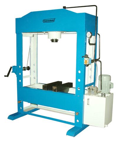 H-Type-Hydraulic-Press-Regu