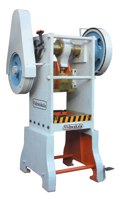 Power-Press---Pillar-Type-(